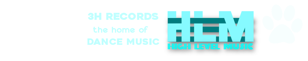3H Records Logo